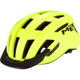 MET Allroad Casco, safety yellow matte